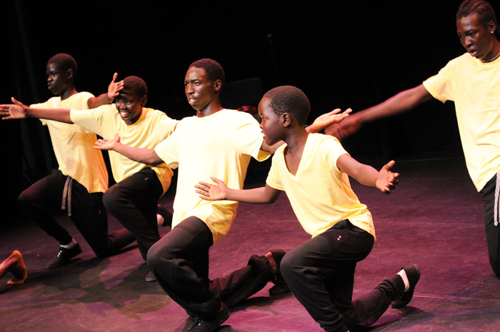 Afro Contemporary Youth Dance 1