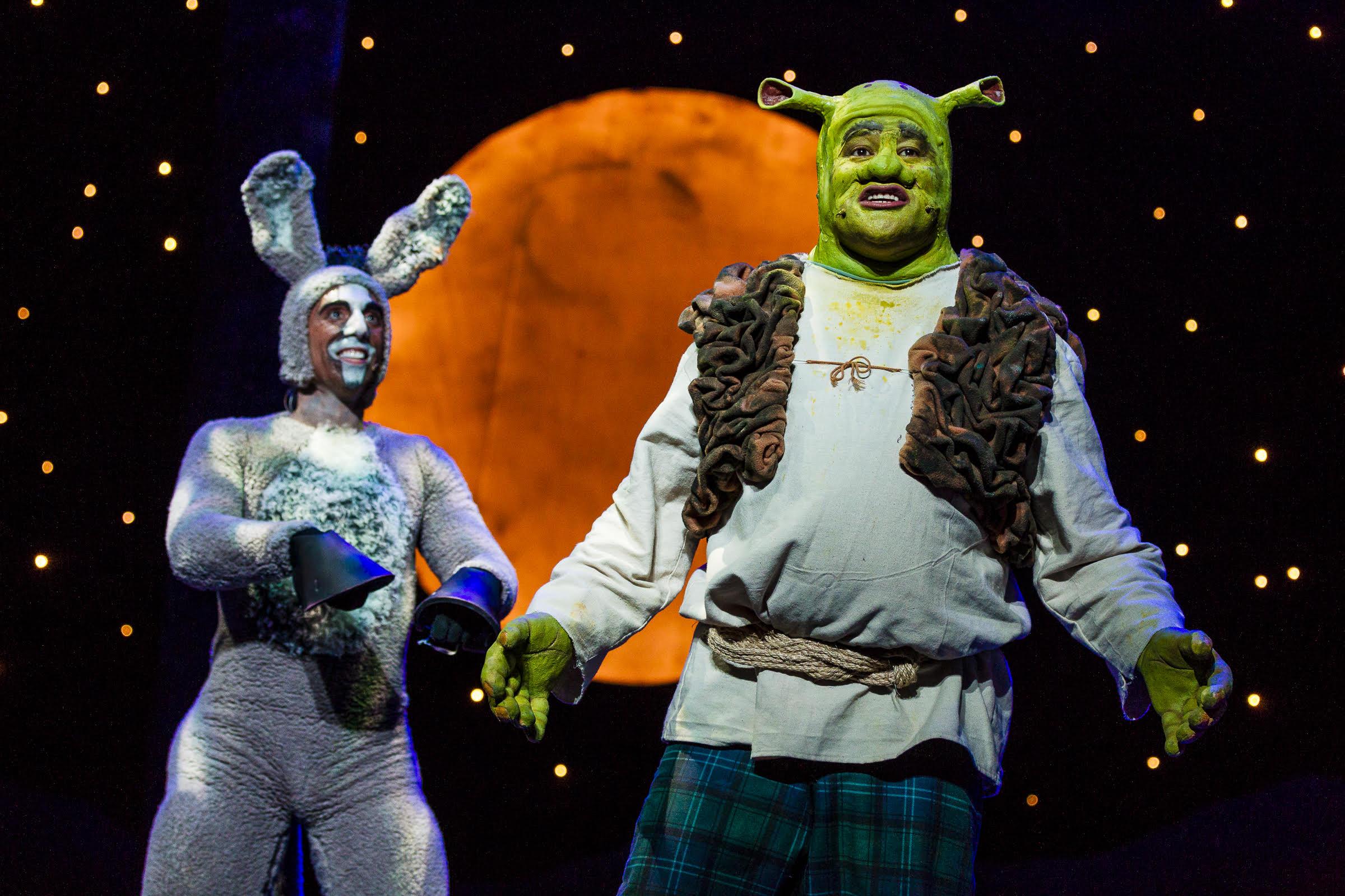 Packemin - Shrek - Grant Leslie Photography