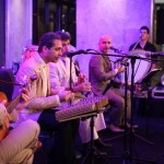Persian Fusion performed their mesmerising Iranian music
